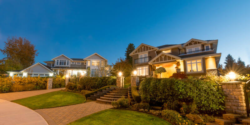 The Benefits Of Exterior And Landscape Lighting