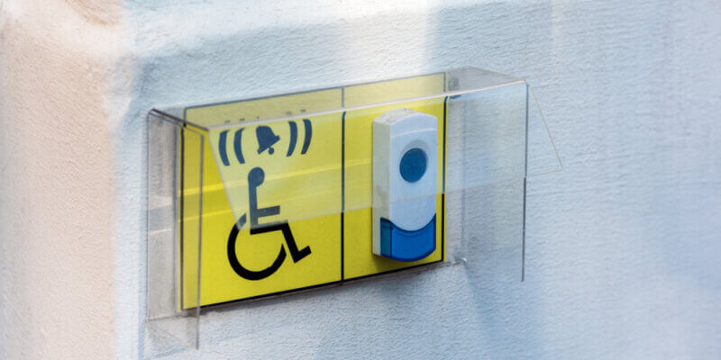 lights for disabled